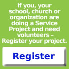 Register Your Project
